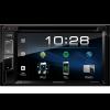 """Kenwood DDX-318BT Multimedija za automobil sa 6.2"""" ekranom osetljivim na dodir, sa podrškom za CD, USB, DVD, iPod / iPhone i Ugrađenom Bluetooth jedinicom."""