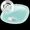 Sencor SKS 31GR Kuhinjska vaga sa senzorima osetljivim na dodir velikim LCD ekranom i funkcijom za poništavanje težine posude u kojoj se meri.