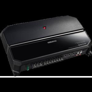 Kenwood KAC-PS404 Auto pojačalo maksimalna snaga 550W sa ugrađenim varijabilnim Low-pass i High-pass filterom