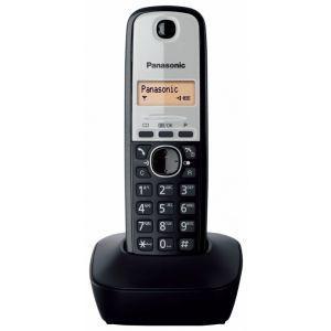 Panasonic KX-TG1911FXG Bežični telefon sa 1.25 inča (3.2 cm) monokromatski osvijetljenim ekranom identifikacijom poziva, alarmom i mogućnošću zidne montaže.