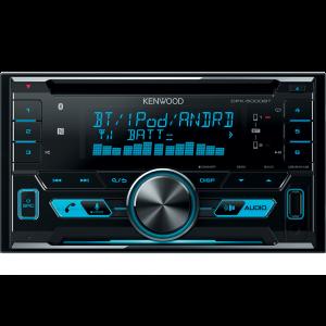 Kenwood DPX-5000BT Auto radio 2DIN,  maksimalne snage 4x50W,  sa varijabilnim osvetljenjem,  Bluetooth handsfree & audio streamingom...