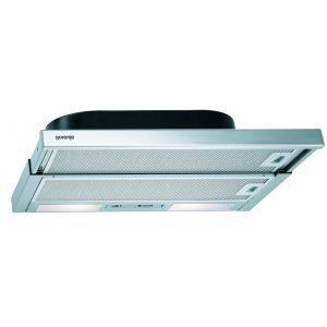 Gorenje DF 6116 E Aspirator sa LED osvetlenjem koje omogućava još bolju preglednost nad pločom za kuvanje i njegovom okolinom.