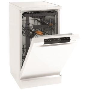 Gorenje GS 54110 W mašina za pranje sudova za 10 kompleta sa 5 programa intenzivni, eco program, program za ispiranje, dnevno pranje i brzi program 20 min.