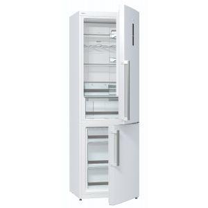 Gorenje NRK 6191 TW Samostalni kombinovani frižider sa zamrzivačem bruto zapremine 329 litara sa NoFrost Plus i Ion Generation tehnologijom.