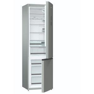 Gorenje NRK 6203 TX4 Kombinovani frižider sa inverter motorom, zapremine 363 litara, AdaptTech i NoFrost Plus tehnologijom i IonAir funkcijom.