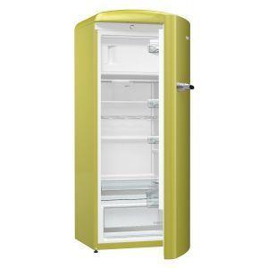Gorenje ORB 152 AP Samostalni frižider iz Gorenje retro kolekcija bruto zapremine 260 litara, sa komorom za zamrzavanje i Ion Generation tehnologijom.
