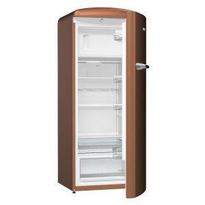 Gorenje ORB 153 CR Samostalni frižider iz Gorenje retro kolekcije, bruto zapremine 260 litara, sa komorom za zamrzavanje i IonAir sa DynamicCooling-om.