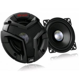JVC CS-V418J Auto zvučnici Dual Cone zvučnici za automobil, maksimalne ulazne snage 180W,  nominalne snage 20w RMS, veličine 10cm.