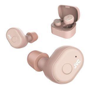 JVC HA-A10TPU Bluetooth bežične slušalice sa ugrađenom baterijom koja omogućava i do 14 sati uživanja u omiljenoj muzici.