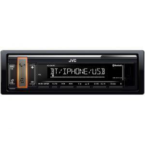 JVC KD-X361BT Auto radio snage 4 x 50W , Bluetooth tehnologijom povezivanja i AUX i USB ulazom preko koga možete puniti vaš mobilni telefon.