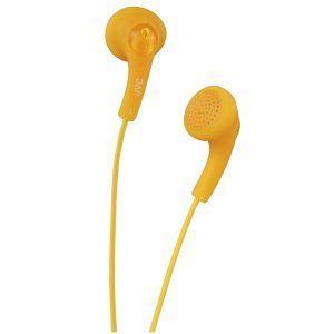 JVC HA-F150-D-E Slušalice frekventnog raspona 16Hz-20,000Hz, osetljivosti 108dB, impedansa 16Ω, starao slušalice sa dužinom kabla od 1m.