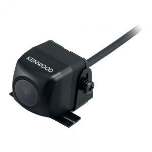 Kenwood CMOS230 Parking kamera širokougaona kamera za bolju preglednost prilikom parkiranja i vožnje sa fleksibilnim postoljem i NTSC Video izlazom (RCA).