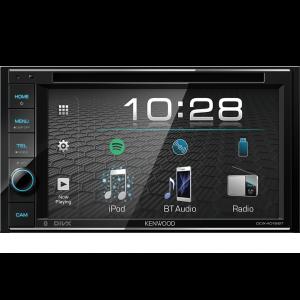 """Kenwood DDX-4019BT Multimedia player sa 6.2"""" ekranom osetljivim na dodir, sa podrškom za CD, USB, DVD, iPod / iPhone i Ugrađenom Bluetooth jedinicom."""