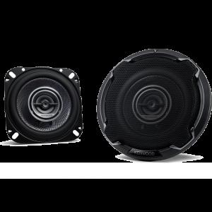 Kenwood KFC-PS1096 Auto zvučnici trosistemski, maksimalne ulazne snage 220 W, deklarisana snage 50 W, prečnika 10 cm po veoma pristupačnoj ceni.