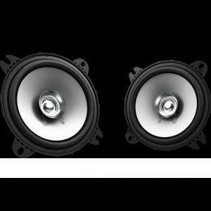 Kenwood KFC-S1056 Auto zvučnici dual cone zvučnici za automobil maksimalne ulazne snage 220W, deklarisana snage 21 W,  veličine 10cm.