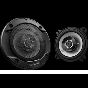 Kenwood KFC-S1066 Auto zvučnici 2-sistemski zvučnici za automobil maksimalne ulazne snage 220W,  veličine 10cm, sa mrežicom...