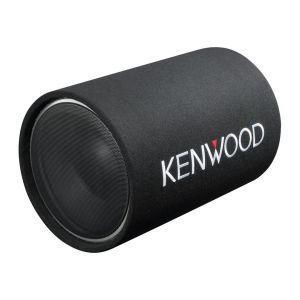 "Kenwood KSC-W1200T Subwoofer za auto sa niskotoncem od 12"" (30cm) i cevastom kutijom,  maksimalne ulazne snage 1200W, 200W RMS."