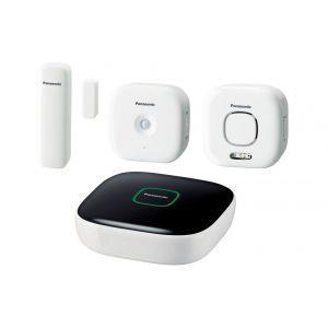 Panasonic KX-HN6011FXW smart home starter paket