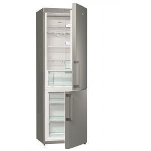 Gorenje NRK 6191 CX samostalni kombinovani frižider sa zamrzivačem, zapremine 325l, sa Frost Less, Nofrost i Ion Generation karakteristikama.