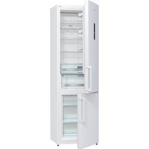 Gorenje NRK 6191 MW Samostalni kombinovani frižider sa zamrzivačem bruto zapremine 329 litara sa NoFrost Plus i Ion Generation tehnologijom.