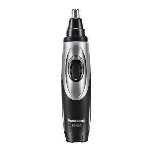 Panasonic ER-430-K503 higijenski trimer za dlake iz nosa i uha koji se može prati, praktican za putovanja.