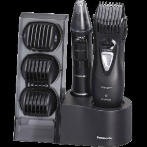 Panasonic ER-GY10CM504 Multi Trimer za suvo i vlažno uredjivanje dlaka lica i tela, za galtku i mekanu kožu. Za jednostavnije i prijatnije trimovanje