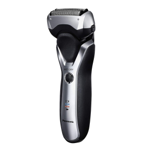 Panasonic ES-RT47-S503 Aparat za brijanje sa tri oštrice za temeljno brijanje i  izuzetno precizno sečenje prilikom pripreme za brijanje i skraćivanje.