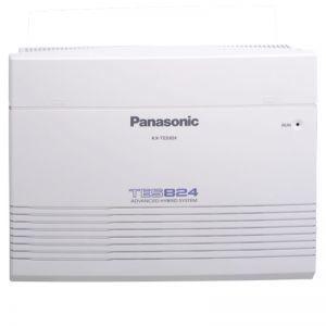 Panasonic KX-TES824 Telefonska centrala, napredni hibridni telefonski sistem koji može zadovoljiti vaše lične i poslovne potrebe.