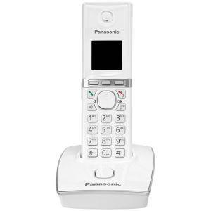 Panasonic KX-TG8051FXW Bežični telefon DECT/GAP sa tehnologijom smanjenog zračenja ECO dect i grafički svetlećim LCD displejom od 1.45 inča