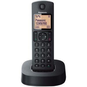 Panasonic KX-TGC310FXB bežični telefon Sistem DECT 6.0 i GAP kompatibilan sa mogućnošću primanja poziva preklo bilo kog tastera, alarmom, satom itd.