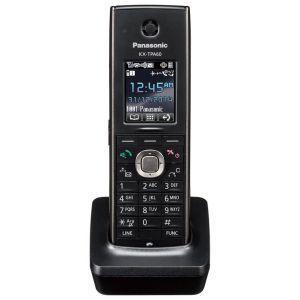 """Panasonic KX-TPA60CEB Dodatna slušalica kompatibilna sa KX-TGP600 sa 1.8"""" ekranom u boji i sa pozadinskim osvetljenjem i imenikom do 500 unosa."""
