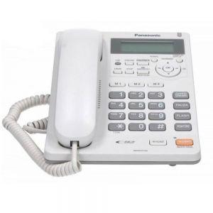 Panasonic KX-TS620FXW Žični telefon sa digitalnom sekretaricom, identifikacijom poziva, mogućnošću kačenja na zid itd.