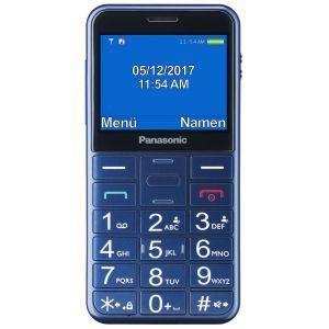 PANASONIC KX-TU150EXC Mobilni telefon za starije sa 2,4-inčni ekranom za lako čitanje, velikim osvetljenim tasterima za lako rukovanje itd.