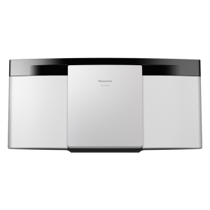 Panasonic SC-HC200EG-W Mikro linija snage 20W sa radio FM tjunerom i opcijom strimovanja muzike putem Bluetooth-a. Pružiće vam istinsko uživanje u mizici.