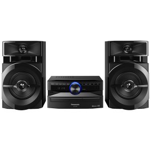 Panasonic SC-UX100E-K Mini linija u tankom i kompaktnom kućištu reprodukuje moćan, jasan i dinamičan zvuk. Podržava CD, MP3, Bluetooth®, NFCTM i USB.