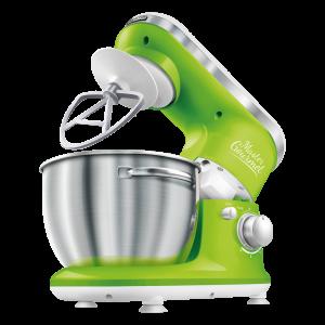 Sencor STM 3621GR Robot mikser za pripremanje testa, kremastih smeša sa posudom od nerđajućeg čelika zapremine 4l, savršeno se uklapa u enterijer kuhinje.