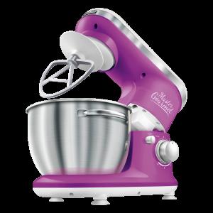 Sencor STM 3625VT Robot mikser za pripremanje testa, kremastih smeša sa posudom od nerđajućeg čelika zapremine 4l, savršeno se uklapa u enterijer kuhinje.