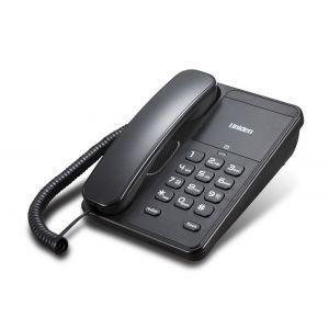 Uniden AS7202B Žični Telefon sa redial i flash funkcijama i mogućnošću montiranja na zid, pogodan za dom, kancelariju, hotel...