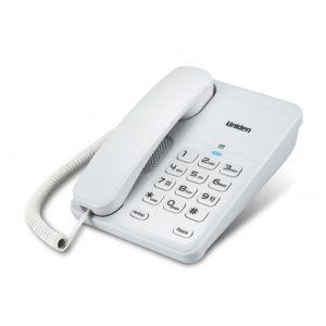 Uniden AS7202W Žični Telefon sa redial i flash funkcijama i mogućnošću montiranja na zid, pogodan za dom, kancelariju, hotel...