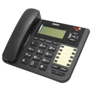 Uniden CE8402 Žični Telefon sa velikim LCD alfanumeričkim displejom i velikim tasterima za lakse biranje brojeva, pogodan za dom, kancelariju i sl.