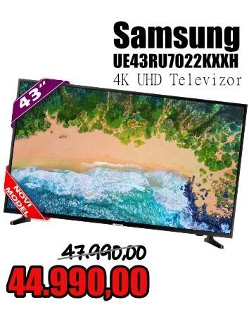 Samsung UE43RU7022KXXH 4K UHD Televizor