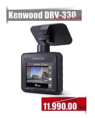 Kenwood DRV-330 Kamera za automobil