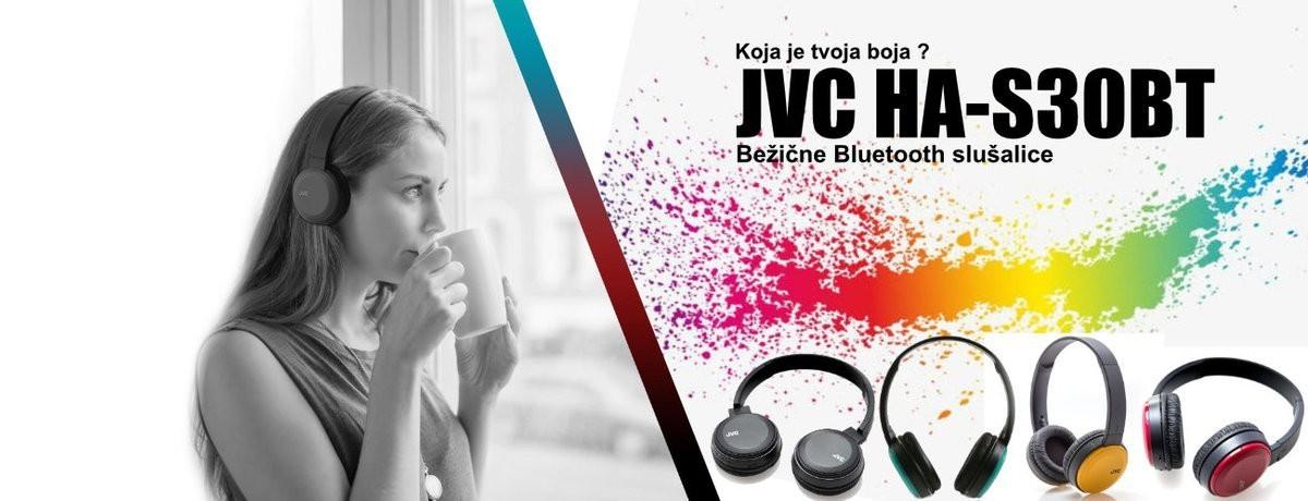 JVC HA-S30BT Bežične Bluetooth slušalice