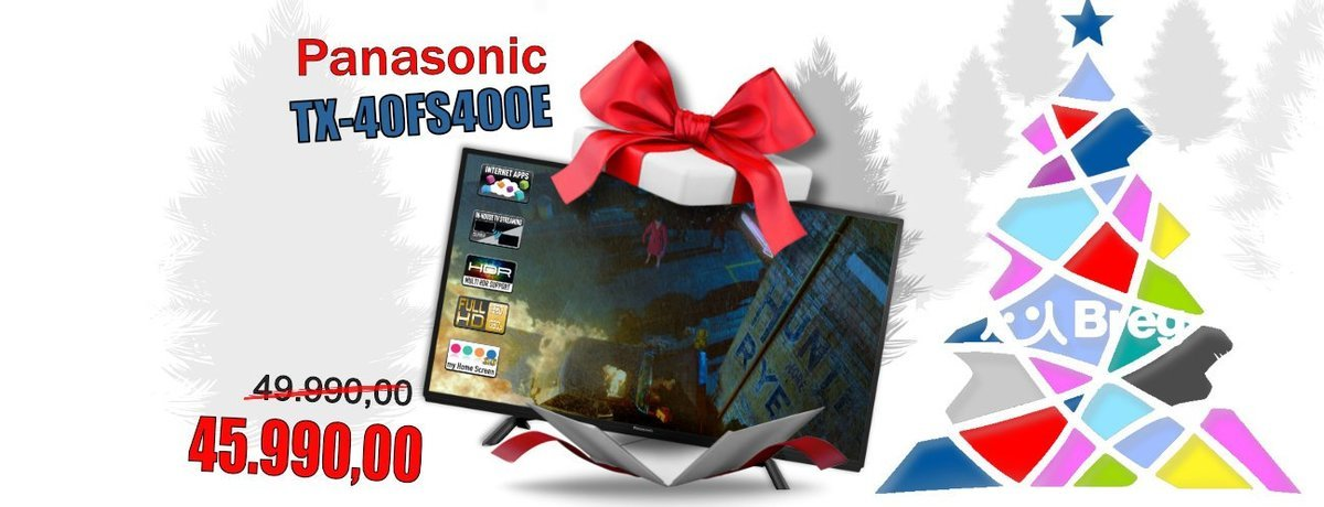Panasonic TX-40FS400E Televizor AKCIJA